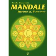 Mandale literowe - cz.2 litery pisane - produkt z tej samej kategorii