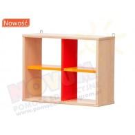 Półka czerwona - produkt z tej samej kategorii