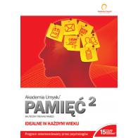 Akademia Umysłu PAMIĘĆ cz.2 - produkt z tej samej kategorii