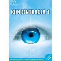 Akademia Umysłu KONCENTRACJA cz.1 - produkt z tej samej kategorii