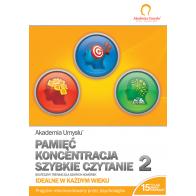 Akademia Umysłu TRÓJPAK cz.2 - produkt z tej samej kategorii