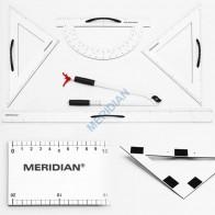 Zestaw magnetycznych przyborów tablicowych - produkt z tej samej kategorii