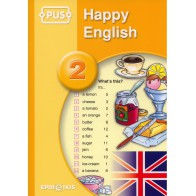 PUS. Happy English cz. 2 - produkt z tej samej kategorii