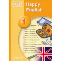 PUS. Happy English cz. 1 - produkt z tej samej kategorii