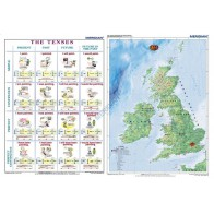 DUO The tenses active voice / The British Isles Physical - produkt z tej samej kategorii