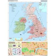 The British Isles political - produkt z tej samej kategorii