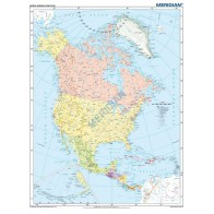 North America political - produkt z tej samej kategorii