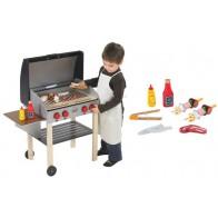 ZESTAW - grill + akcesoria - produkt z tej samej kategorii