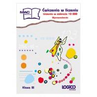 Logico Piccolo - Ćwiczenia w liczeniu w zakresie 10 000. - produkt z tej samej kategorii