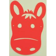Szablony - wielkie maski zwierząt - produkt z tej samej kategorii