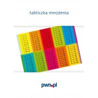Tabliczka mnożenia – karty  - produkt z tej samej kategorii