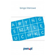 Bingo literowe - produkt z tej samej kategorii