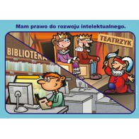 Prawa dziecka - plansze i karty pracy - produkt z tej samej kategorii