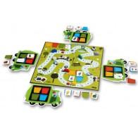 Sortowanie odpadów - gra planszowa - produkt z tej samej kategorii