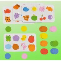 Loteryjka - kolory - produkt z tej samej kategorii