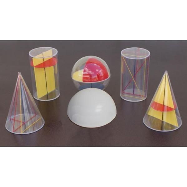 Modele brył geometrycznych