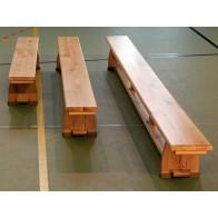 Ławka Gimnastyczna drewniana