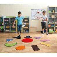 Gramatyczne dywaniki - części mowy