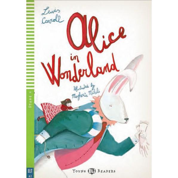 Young Eli Reader CD - Alice in Wonderland