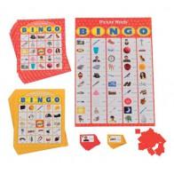 Klasowe bingo angielskie - 100 Picture Words
