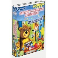 Zabawa z angielskim - Lis i niedźwiedź