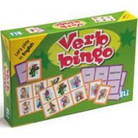 Gra komputerowa - Verb Bingo