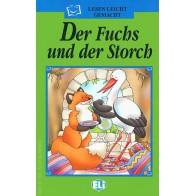 Die grüne Reihe A1 CD - Der Fuchs und der Storch