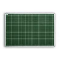 Tablica zielona 2x3 Extra - 85 x 100 cm - KRATKA