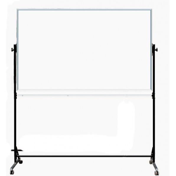 Tablica obrotowa STANDARD 2x biała 100 x 170 cm