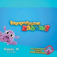 ZESTAW - Multimedialny pakiet logopedyczny - część 2 (s, z, c, dz)
