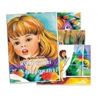 Rymowanki-naśladowanki - książka z kompletem ilustracji