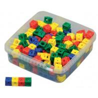 Multiklocki 17 mm - 4 kolory - 100 sztuk w pudełku