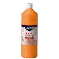 Farba plak. BASIC-pomarańczowa