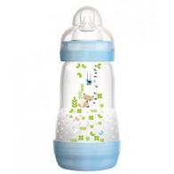 Butelka PC 260 ml Anti-Colic (antykolkowa) Smoczek na butelkę 1   0+ wolny przepływ  NOWOŚĆ