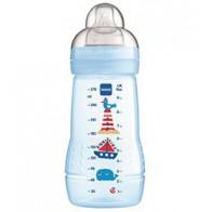 Butelka PC  270 ml  Baby Bottle Smoczek na butelkę 2   2+ średni przepływ