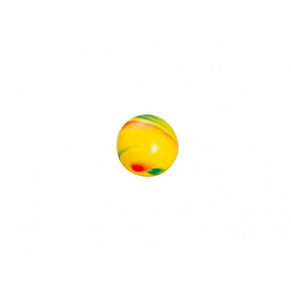 Piłka tęczowa śr. 9 cm