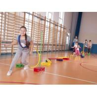 Zestaw przyrządów gimnastycznych I