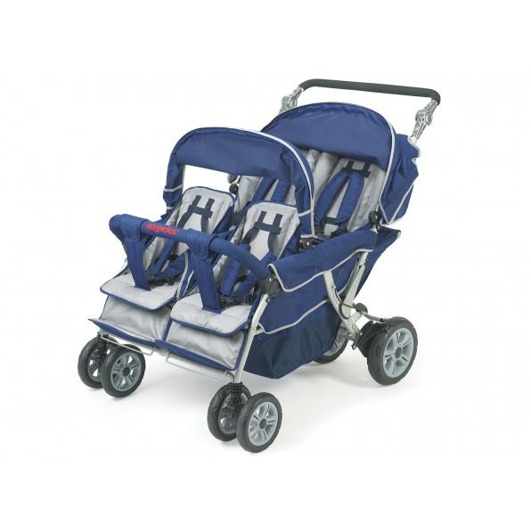 Wózek 4-osobowy