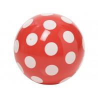 Piłki w kropeczki, 14 cm