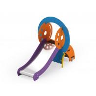 Zjeżdżalnia Mini koła (Ekstra Plus Ocynk)