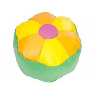 Kwiatek z granulatem - mały