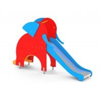Zjeżdżalnia Słoń (Ekstra Plus Ocynk)