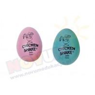 Jajka grzechotki - 2 szt.