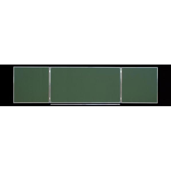Tablica zielona - tryptyk - typ A