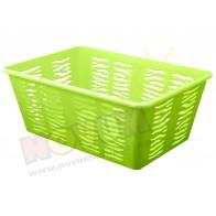Koszyk Zebra - limonka
