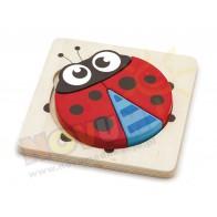 Mini puzzle Biedronka