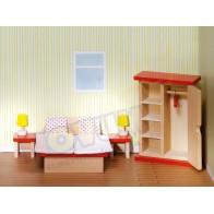 Mebelki drewniane Sypialnia