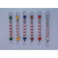 Dynamometry (siłomierze ) komplet 6 sztuk