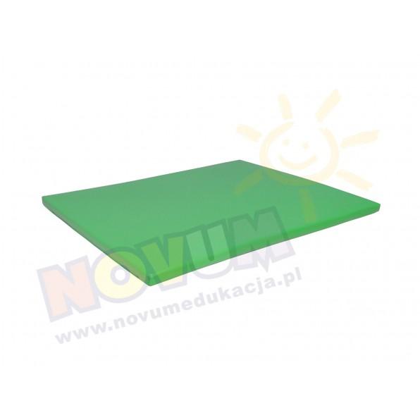Materac do przewijaków, zielony