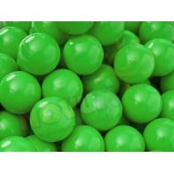 Worek piłek o śr. 7 cm, zielone